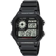 CASIO COLLECTION AE-1200WH-1AVEF - Pánske hodinky