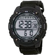 Q&Q MEN'S DIGITAL M075J003Y - Pánske hodinky