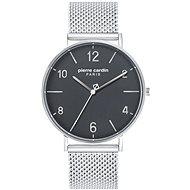 PIERRE CARDIN Bonne Nouvelle Fondamental SS GREY PC902651F02 - Pánske hodinky
