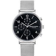 PIERRE CARDIN Bonne Nouvelle Perfectionne SS Mesh PC902641F21 - Pánske hodinky