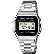 CASIO A158WEA-1EF - Pánske hodinky