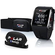 Polar V800 HR čierny Combo