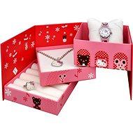 Hello Kitty HKG3200-115 - Darčeková súprava hodiniek
