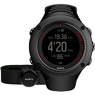 SUUNTO AMBIT3 RUN BLACK HR - Športtester