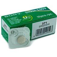 SONY 371/sr920sw (10 ks) - Gombíkové batérie