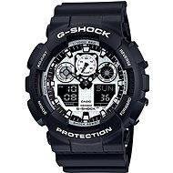 CASIO G-SHOCK GA 100BW-1A - Pánske hodinky