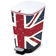 KIS Kôš na odpad Chic Bin M Union Jack 35 l - Odpadkový kôš