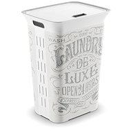 KIS Kôš na bielizeň Chic Hamper Laundry bag 60 l - Kôš na bielizeň