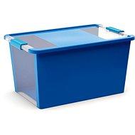 KIS Bi Box L - modrý 40 l - Úložný box