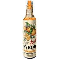 Kitl Syrob Orange with Pulp 500ml - Syrup