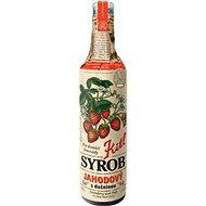 Kitl Syrob Jahodový s dužinou 500 ml - Sirup