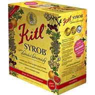 Kitl Syrob Malinový  5 l bag-in-box - Sirup