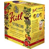 Kitl Syrob Čierne ríbezle 5 l bag-in-box - Sirup