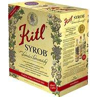 Kitl Syrob Bazový 5 l bag-in-box - Sirup