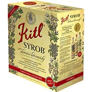 Kitl Syrob Zázvorový 5 l bag-in-box - Sirup