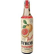 Kitl Syrob Grapefruit s dužinou 500 ml - Sirup