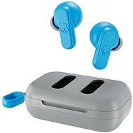 Skullcandy DIME True Wireless sivo-modré - Bezdrôtové slúchadlá