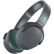 Skullcandy Riff Wireless On-Ear tmavo sivé - Bezdrôtové slúchadlá