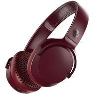 Skullcandy Riff Wireless On-Ear vínové - Bezdrôtové slúchadlá