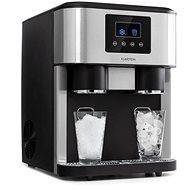Klarstein Eiszeit Crush strieborný - Výrobník ľadu