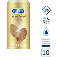DUREX Real Feel 10 ks