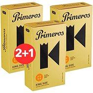 PRIMEROS King Size 3× 12 ks - Kondómy