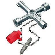 Knipex Kľúč na rozvodné skrine - Kľúč