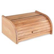 KOLIMAX box na pečivo 42 cm buk, farba dub - Chlebník