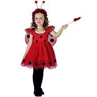 Šaty na karneval – Lienka veľ. S - Detský kostým