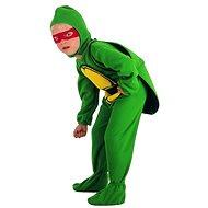 Šaty na karneval – Korytnačka veľ. XS - Detský kostým