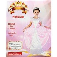 Šaty na karneval – Princezná veľ. L - Detský kostým
