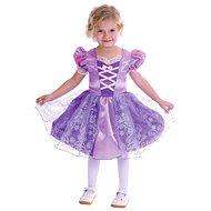 Karnevalové šaty - princezná XS - Detský kostým