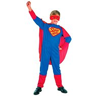 Šaty na karneval – Superhrdina veľkosť S - Detský kostým
