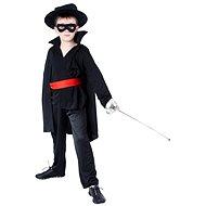 Šaty na karneval – Bandita veľkosť S - Detský kostým