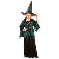 Šaty na karneval – Malá čarodejnica veľkosť M - Detský kostým