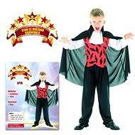 Šaty na karneval – Upír veľ. M - Detský kostým