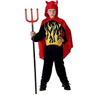 Šaty na karneval – Čert veľ. M - Detský kostým