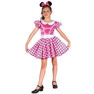 Šaty na karneval – Myšička veľ. S - Detský kostým