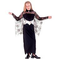 Šaty na karneval - Kráľovná pavúkov veľ. M - Detský kostým c9e073547f6