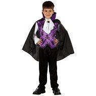 Šaty na karneval – Upír veľ. S - Detský kostým