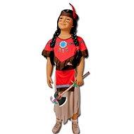 Šaty na karneval – Indiánka veľ. S - Detský kostým