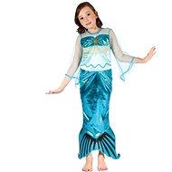 Šaty na karneval – Morská panna veľ. M - Detský kostým