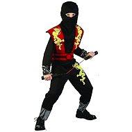 Kostým na karneval – Ninja veľ. M - Detský kostým