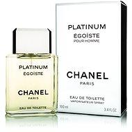 CHANEL Platinum Égoiste EdT 100 ml - Pánska toaletná voda