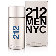 CAROLINA HERRERA 212 Men NYC EdT 200 ml - Pánska toaletná voda