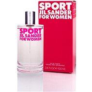JIL SANDER Sport Woman EdT 100 ml - Toaletná voda