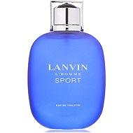 LANVIN L'Homme Sport EDT 100 ml - Pánska toaletná voda