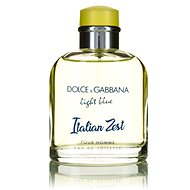 DOLCE & GABBANA Light Blue Italian Zest Pour Homme EdT 125 ml - Pánska toaletná voda