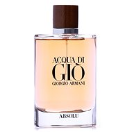 GIORGIO ARMANI Acqua di Gio Absolu EdP 125 ml - Pánska parfumovaná voda