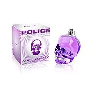 POLICE TO BE Woman EdP 40 ml - Parfumovaná voda